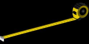 inch tape